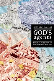 Gods Agents By Matthew Engelke Download Cover Image