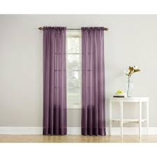 crushed voile curtains wayfair