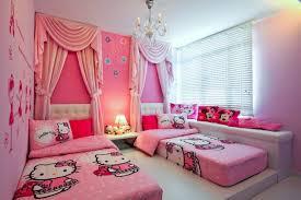 Hello Kitty Toddler Bedroom