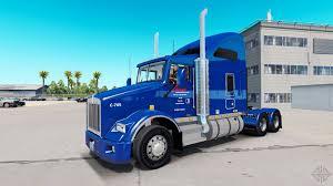 100 Carlile Trucks Skin Trans On Tractors For American Truck Simulator
