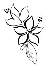 Fleur Tribal Dessin Dessinsite