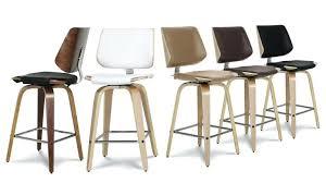 chaise pour plan de travail chaise hauteur plan de travail tabouret scandinave pieds bois