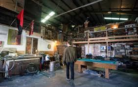 100 Warehouse Sf Bernal Heights Warehouse Tenants Face Eviction After Ghost