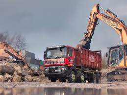 RENAULT TRUCKS RANGE K - MACWILLIAM DEMOLITION | Cars & Trucks ...