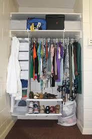Closet Storage Organizing Small Closets In Dorm Rooms Design Ideas