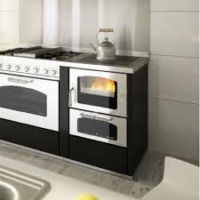 cuisinière à bois domino d6 calieco