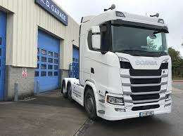 Used Trucks | K.D. (Garage) Services Ltd.