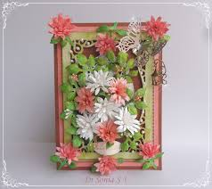 Cards Crafts Kids Projects Paper Flower Tutorial