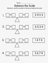 Halloween Multiplication Worksheets Grade 3 by Balance Scale Worksheets For Children Activity Shelter Math