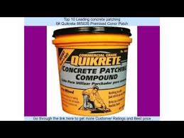 Dap Gallon Flexible Floor Patch And Leveler by Top 10 Leading Concrete Patching Youtube