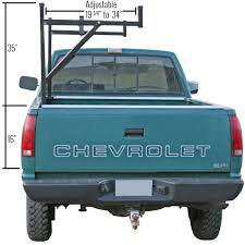 Discount Ramps: Pickup Truck Ladder Rack With Removable Support Arms ... Tacoma Bed Rack Active Cargo System For Short Toyota Trucks Stainless Steel F150 Truck By Tritan Fabrications Us American Built Racks Offering Standard And Heavy Apex Adjustable Headache Discount Ramps Commercial Ladder Adrian Tuff Spring Creek Safety Rack Safety Cab Guard Universal Pickup With Mounting Clamps Aaracks Aa Products Inc