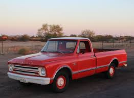 $6250 Straight-Six: 1967 Chevrolet C10 Farm Truck | Bring A Trailer 6772 Chevy Truck Longbed 1970 Beautiful Custom 67 New Cars And I Wann See Some Two Door Short Bed Dullies The 1947 Present 1967 C10 22 Inch Rims Truckin Magazine 1972 Chevy Trucks Youtube To Mark A Century Of Building Names Its Most Truck Named Doc Dream Pinterest Classic 6768 C10 Roll Back Db D Rebuilt To Celebrate 100 Years Making Trucks Chevrolet Web Museum