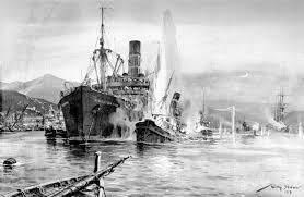 When Did Germany Sink The Lusitania by Mediterranean U Boat Campaign World War I Wikipedia