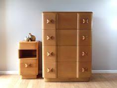 Heywood Wakefield Dresser Styles by Rare Pair Heywood Wakefield Pier Cabinets Nightstands M528