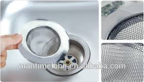 stainless steel sink strainer mesh sink strainer buy sink