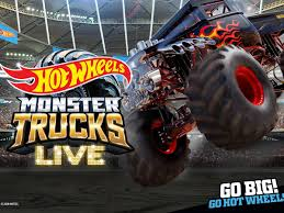 100 Monster Trucks Cleveland Hot Wheels Live