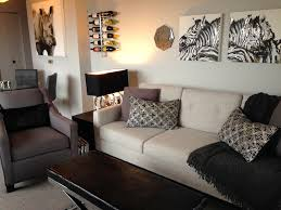 Safari Decorated Living Rooms by Take A Walk On The Wild Side Safari Decorating Living Room
