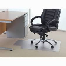 Desk Chair Mat For Carpet by Floortex Pvc Chairmat 920 X 1210mm For Carpets Costco Uk