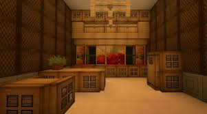 Minecraft Ideas Kitchens And Dining Rooms