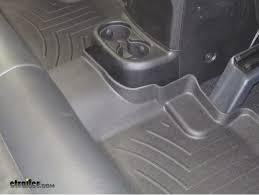 Jeep Jk Floor Mats by Weathertech Rear Floor Liner Review 2012 Jeep Wrangler Unlimited