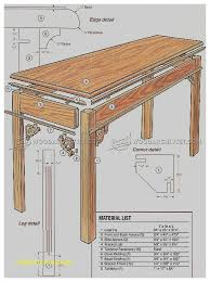Sofa Table Ana White Lovely Plans Rustic X Console Diy Projects