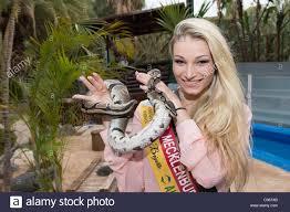 100 Ockert Miss MecklenburgVorpommern 2013 Nicole Posing In The Zoo Of
