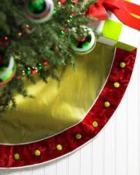 Seashell Christmas Tree Skirt by White Christmas Tree Skirt Stocking Runner Set Novelty Beaded