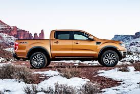 100 Manual Transmission Truck The 2019 Ford Ranger Is The SensiblySized Pickup America Has