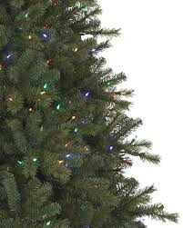 5ft Pre Lit White Christmas Tree by Madison Led Pre Lit Artificial Christmas Tree Treetopia