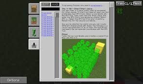 Overview In Game Wiki Mod Mods Projects Minecraft CurseForge