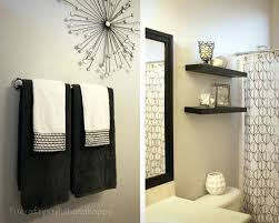 Decorative Towels For Bathroom Ideas by Hanging Decorative Towels In Bathroombathroom Towel Designs