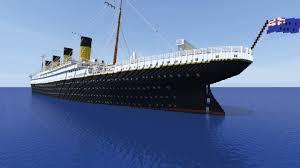 rms titanic 4 1 minecraft project