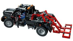 LEGO Technic 9395: Pick-Up Tow Truck: Amazon.co.uk: Toys & Games Lego 60137 City Tow Truck Trouble Juniors 10735 Police Recovery The Lego Car Blog Itructions 7638 Jual 60081 Pickup Set New Vehicles Minds Alive Toys Crafts Books Truck And Car Split From 60097 Review Buy Incl Shipping Amazoncom Great 60056 Games I Brick Duplo 10814 End 152017 315 Pm At Hobby Warehouse