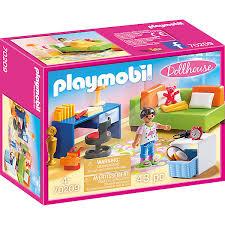 playmobil 70209 jugendzimmer playmobil dollhouse