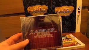 Theatrhythm Final Fantasy Curtain Call Limited Edition by Theatrhythm Final Fantasy Curtain Call Collector U0027s Edition Box