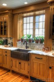 178 best craftsman style kitchens images on kitchens