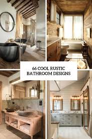 66 Cool Rustic Bathroom Designs - DigsDigs 16 Fantastic Rustic Bathroom Designs That Will Take Your Breath Away Diy Ideas Home Decorating Zonaprinta 30 And Decor Goodsgn Enchanting Bathtub Shower 6 Rustic Bathroom Ideas Servicecomau 31 Best Design And For 2019 Remodel Saugatuck Mi West Michigan Build Inspired By Natures Beauty With Calm Nuance Traba Homes
