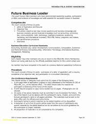 Property Management Resume Objective Examples Lovely 20 Manager Objectives Of