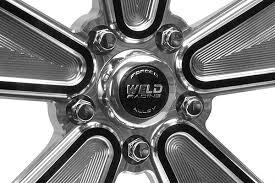 Weld Rt S S75 Wheels Center Cap