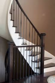 Handrails For Stairs Fascinating Railings Then Stairs As Wells As ... Custom Railings And Handrails Custmadecom Banister Guard Home Depot Best Stairs Images On Irons And Decorations Lowes Indoor Stair Railing Kits How To Stain A Howtos Diy Install Banisters Yulee Florida John Robinson House Decor Adorable Modern To Inspire Your Own Pin By Carine Az On Staircase Design Pinterest Image Of Interior Wrought Iron 10 Standout Why They Work 47 Ideas Decoholic