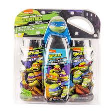 Ninja Turtle Themed Bathroom by Shopkins Or Teenage Mutant Ninja Turtles Bath Set Bj U0027s Wholesale