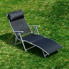Outsunny Heavy-duty Adjustable Folding Reclining Chair Seat Outdoor Chaise  Lounge Patio Beach Camping Zero Gravity Lounge With Pillow (Black) Recliners Lounge Chair Sun Lounger Folding Beach Outsunny Outdoor Lounger Camping Portable Recliner Patio Light Weight Chaise Garden Recling Beige Hampton Bay Mix And Match Zero Gravity Sling In Denim Adjustable China Leisure With Pillow Armrest Luxury L Bed Foldable Cot Pool A Deck Travel Presyo Ng 153cm 2 In 1 Sleeping Magnificent Affordable Chairs Waterproof Target Details About Kingcamp Gym Loungers