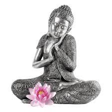 sticker muraux zen sticker mural bouddha et de lotus ambiance