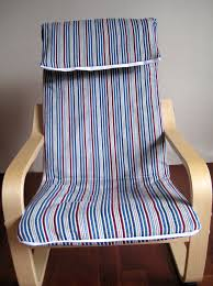 Poang Chair Cover Diy by Ikea Poang Chair Cushion Replacement Home Design Ideas