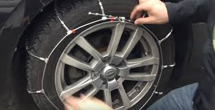 How To Install Snow Chains - A+ Japanese Auto Repair, Inc. Diamond Back Alloy Light Truck Tire Chain 2533q Amazonca Automotive Pewag Snow Chains Rss 74 Servo Sport 2 Pcs 30137 For Sale In Ldon Truck Wheel With The Snow Chains Stock Photo 175211166 Alamy Amazoncom Rupse 8piece Antislip For Vehicles Skid Steer Loaders 2link Solutions Stuff We Like Thule Easy Fit Ski Mag Winter Antiskid 10pcs Wow Shoop Goclaws Snoclaws Eliminate All Problems Of Tire 3 Essential Things To Know About Tires And Weissenfels Clack Go Protech M4406 Automax Seasonal Goods Automax Ideal Size 6 Snowchainsandsockscouk