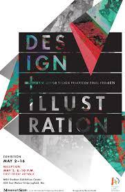 MSU A D Senior BFA Design Professional Practicum Exhibition
