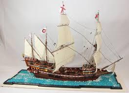 Lego Ship Sinking 3 by Galleon Revenge 1577 Lego Sailing Ships Pinterest Revenge