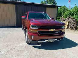 100 Grills For Trucks Looking To Swap Bumpers 20142018 Silverado Sierra Mods GM