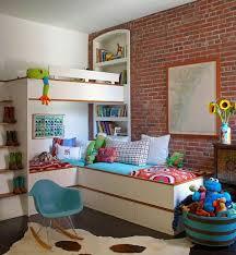 mezzanine canapé design interieur lit enfant peu encombrant lit mezzanine canapé