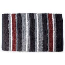 Bed Bath And Beyond Bathroom Rugs by Buy Navy And White Bathroom Rug From Bed Bath U0026 Beyond